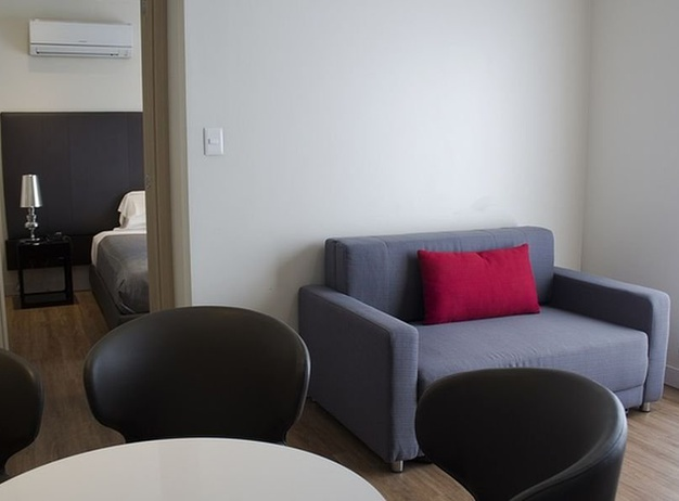 Suite Regency Way Montevideo Hotel en Montevideo