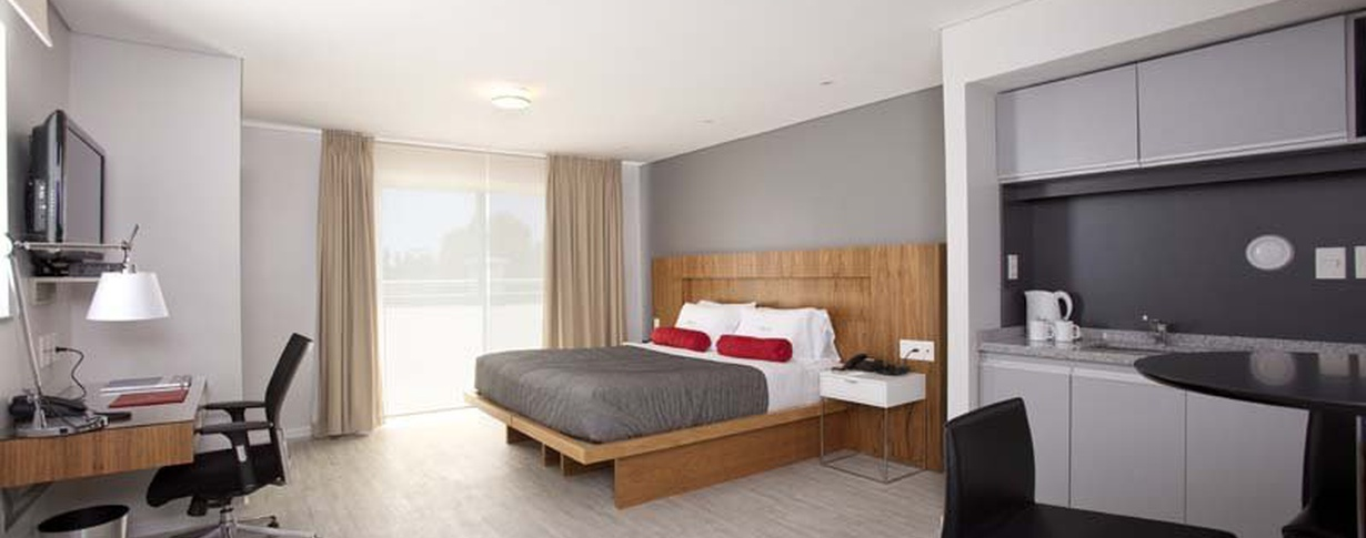 Apartamento Executive Regency Rambla Design Apart Hotel en Montevideo
